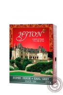 """Чай Hyton """"Super Pekoe Earl Grey"""" 100 г  черный с бергамотом среднелистовой"""