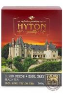 """Чай Hyton """"Super Pekoe Earl Grey"""" 200 г  черный с бергамотом среднелистовой"""