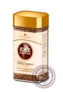 "Кофе IDEE ""Kaffee Classic"" 200г растворимый"
