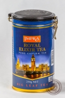 "Чай IMPRA ""Royal Elixir Tea"" черный 250г в ж/б"