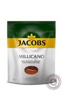 "Кофе JACOBS ""Monarch Millicano"" растворимый 75 г"