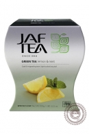 "Чай JAF TEA ""Lemon Mint"" зелёный 100 г"