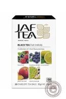 """Чай JAF TEA """"Fruit Melody"""" (фруктовая мелодия) 25 пакетов черный"""