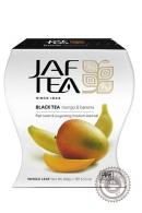 """Чай JAF TEA """"Mango Banana"""" (с манго и бананом) 100г черный"""