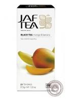 "Чай JAF TEA ""Mango Banana"" (с манго и бананом) 25 пакетов по 1,5 гр"