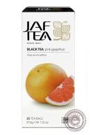 """Чай JAF TEA """"Pink Grapefruite"""" черный 25 пакетов по 1,5гр"""