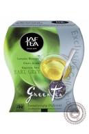 "Чай JAF TEA ""Earl Grey"" зеленый  с бергамотом 100 г"