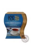 """Чай JAF TEA """"Earl Grey"""" черный с бергамотом 100 г"""