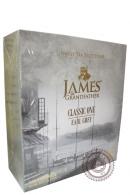 """Чай James & Grandfather """"Earl Grey """" черный с бергамотом 100 пакетов по 2 г"""