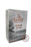 """Чай James & Grandfather """"Earl Grey """" черный с бергамотом 100 г"""