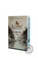 "Чай James & Grandfather ""Black Tea PEKOE"" черный 100 г"