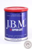 """Кофе GOPPION CAFFE """"JaBiMo"""" ж/б 250г молотый"""