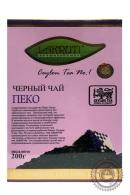 """Чай Lakruti """"Pekoe"""" черный 200 гр"""