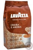 "Кофе LAVAZZA ""Crema Aroma"" 1000г зерно"