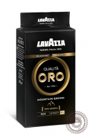 "Кофе LAVAZZA ""Qualita ORO MOUNTAIN GROWN"" 250г молотый"