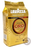 "Кофе LAVAZZA ""Qualita ORO"" 1000г зерно"