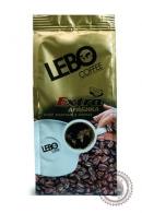 "Кофе Lebo ""Extra"" 1000 г зерно"