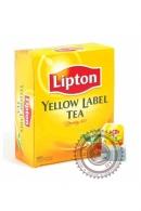 Чай LIPTON 100 пак чёрный