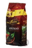 """Чай Лисма """"Крепкий"""" черный листовой, 300 г (мягкая упаковка)"""