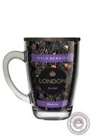 """Чай London Tea Club """"Лесные ягоды"""" черный в стеклянной кружке 70 г"""