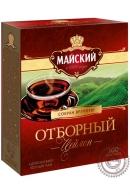 """Чай Майский """"Отборный"""" черный в пакетиках, 100 шт"""