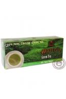"""Чай MARCELLE """"Green Tea"""" 25 пак зелёный"""
