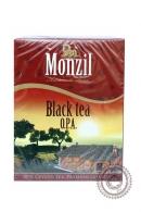 """Чай MONZIL """"OPA"""", черный крупнолистовой 100 г"""