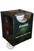 """Набор чая GREENFIELD """"Четыре вида черного чая с чайной парой"""" 200 г"""