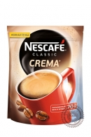 """Кофе NESCAFE """"Crema"""" 70г растворимый"""