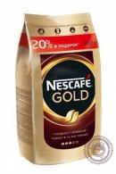 Кофе «Nescafe» Gold 900г растворимый сублимированный