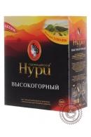 Чай ПРИНЦЕССА НУРИ Высокогорный 100 пак без ярлыка черный