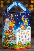 """Подарок новогодний """"Звёздочка"""", с игрой, 470 гр"""