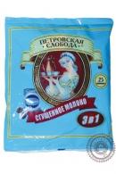 """Кофе Петровская Слобода """"Сгущеное молоко"""" растворимый 25 пакетов по 20г"""