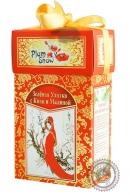 "Чай PLUM SNOW ""Киви и малина"" 100г"