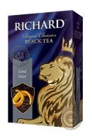 """Чай RICHARD """"Lord Grey"""" черный листовой 90г"""
