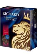 """Чай Richard """"Queen's Breakfast"""" черный в пакетиках, 100 шт"""