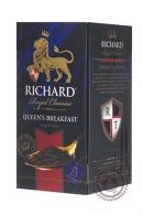 """Чай RICHARD """"Breakfast"""" черный в пакетиках 25 шт по 2г"""