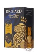 """Чай RICHARD """"Royal Ceylon"""" черный листовой 90г"""
