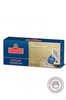 """Чай RISTON """"Ceylon Premium"""" 25 пак черный"""