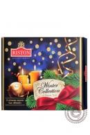 """Набор чая Riston """"Зимняя коллекция"""" 30 пакетиков ассорти"""