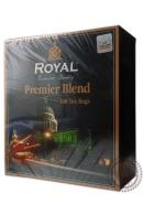 """Чай Royal """"Premier Blend"""" черный 100 пакетов по 2 г"""