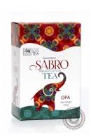"Чай SABRO ""OPА"" крупнолистовой 250 г"
