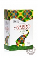 """Чай SABRO """"Green Tea"""" зеленый 250 г"""