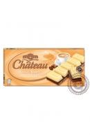 """Шоколад CHATEAU """"Kaffee Sahne"""" 200г (белый + кофейный)"""