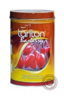 """Чай Tarlton """"Barberry"""" черный с барбарисом 100г в ж/б"""