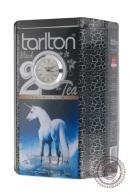 """Чай Tarlton """"Mystic Unicorn"""" с кварцевыми часами 200г черный"""