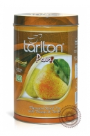 "Чай Tarlton ""Pear"" черный с грушей 100г в ж/б"