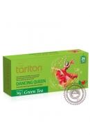 """Чай Tarlton """"Dancing Queen"""" зеленый 25 пак по 2гр"""