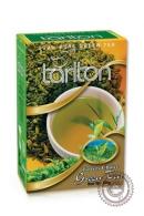 """Чай Tarlton """"Green"""" Tasters Choice зеленый 100 гр"""