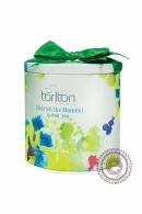 """Чай Tarlton """"Cherish The Moment Green Tea"""" зелёный 100 гр в ж/б"""
